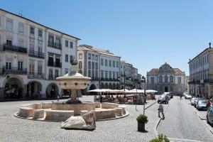 Évora_-_Praça_do_Giraldo